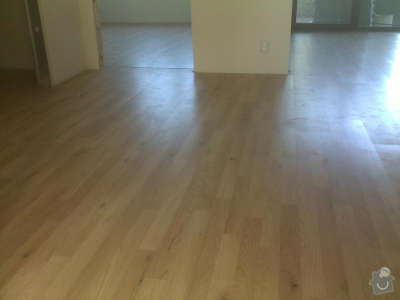 Montáž plovoucí podlahy: 16062013534