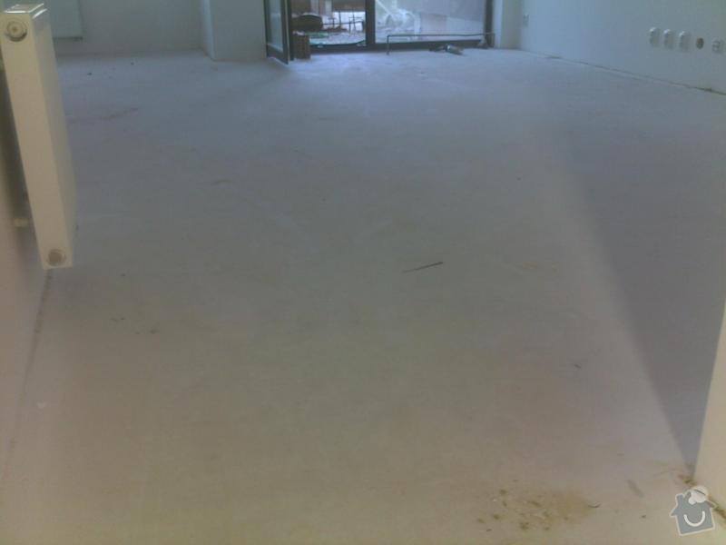Montáž plovoucí podlahy: 16062013535
