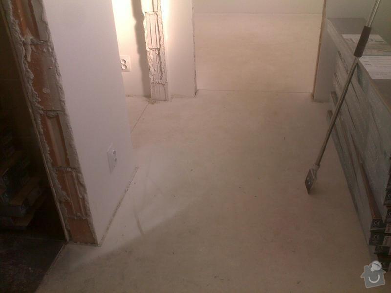 Montáž plovoucí podlahy: 16062013536