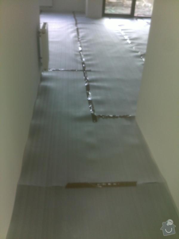 Montáž plovoucí podlahy: 16062013538