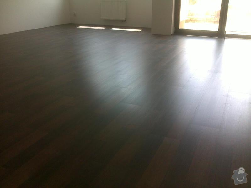 Montáž plovoucí podlahy: 16062013542