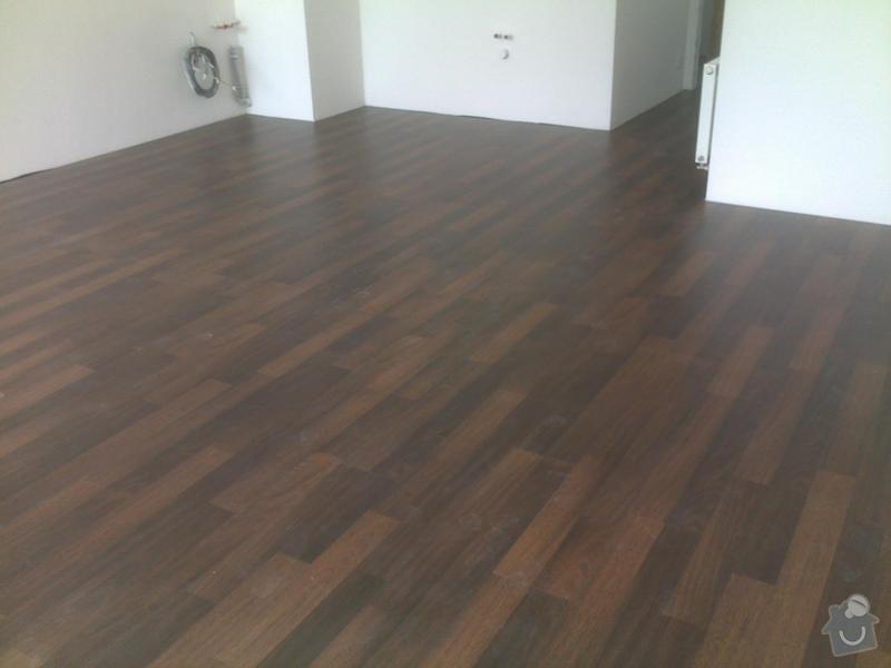 Montáž plovoucí podlahy: 16062013543
