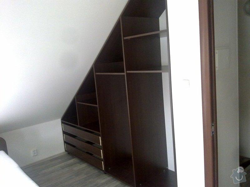 2 vestavěné skříně na míru: 26062013171