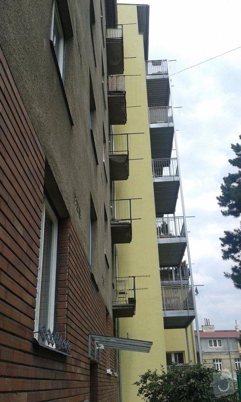 Oprava omítky balkonů: 20130628_123640