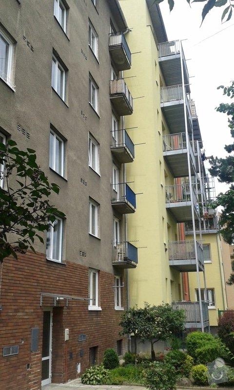 Oprava omítky balkonů: 20130628_123714