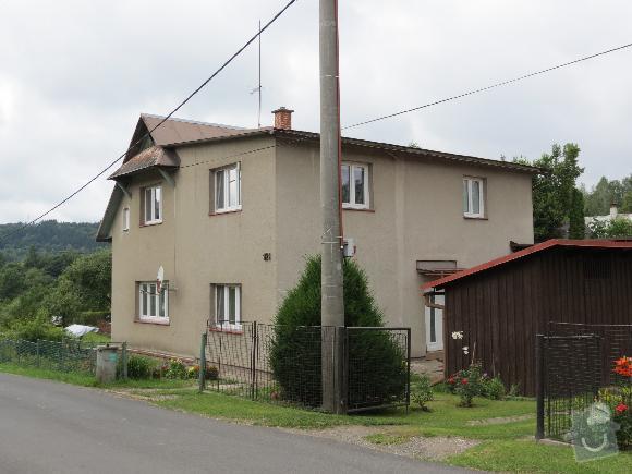 Rekonstrukce střechy + zateplení: dum_1