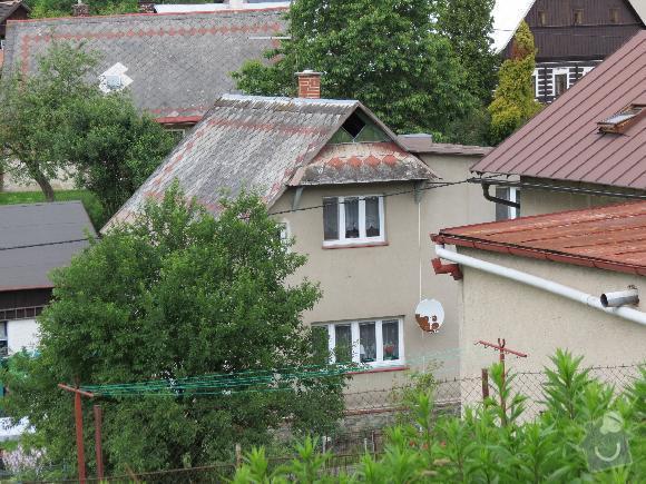 Rekonstrukce střechy + zateplení: dum_2