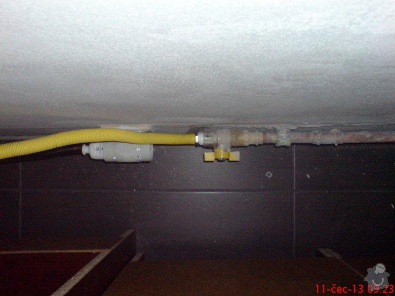 Zapojení plynové varné desky: DSC07923