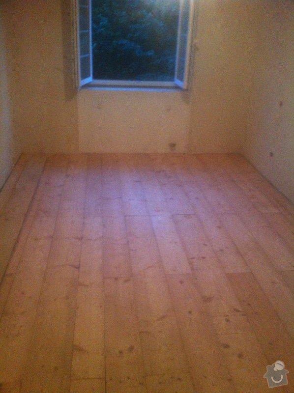 Montáž atyp dřevěné podlahy: IMG_3619