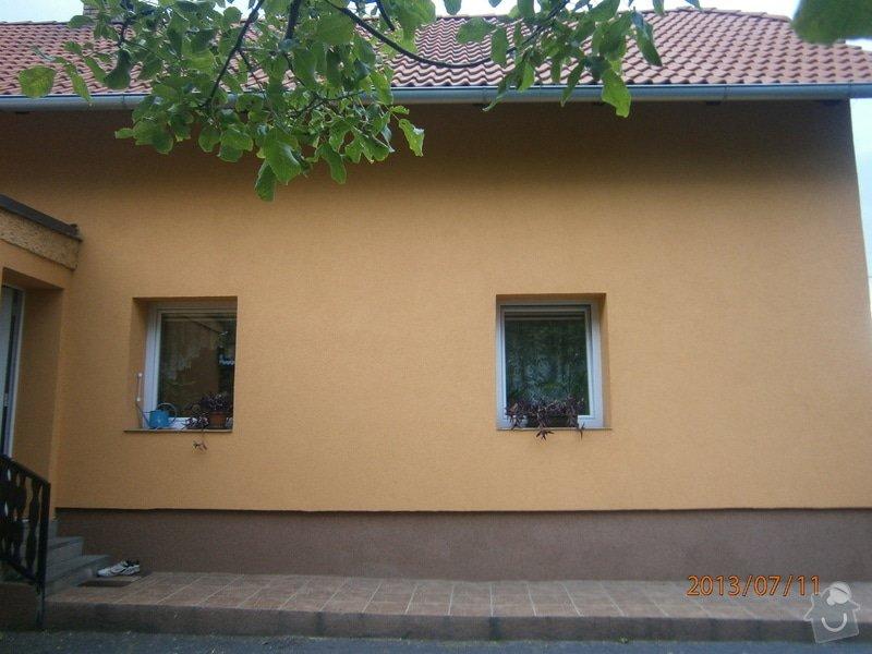 Výměna oken a zateplená fasáda: P7110465