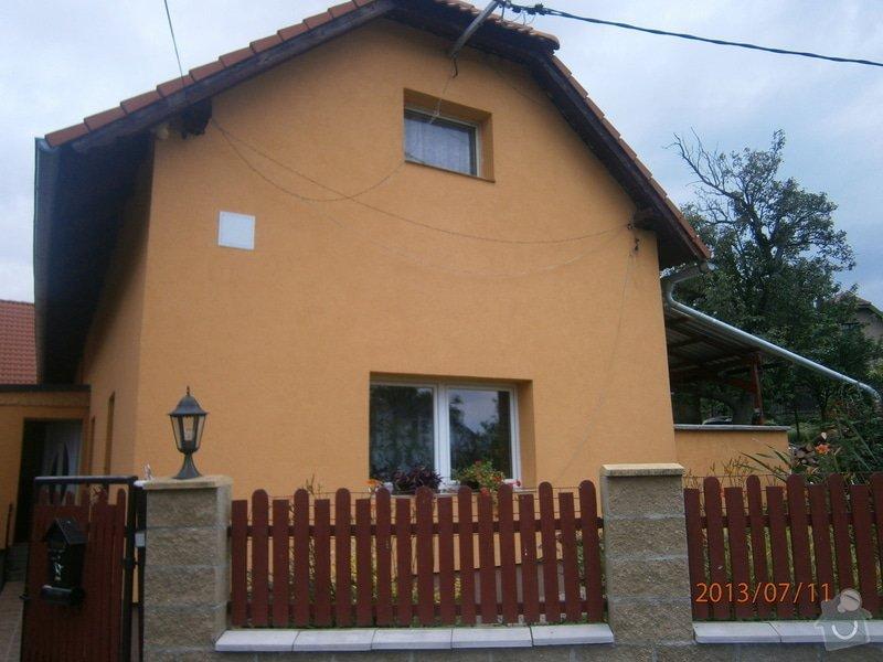 Výměna oken a zateplená fasáda: P7110467