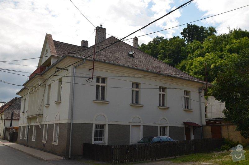 Střecha - Rekonstrukce nebo oprava střechy staré vily: DSC_0708
