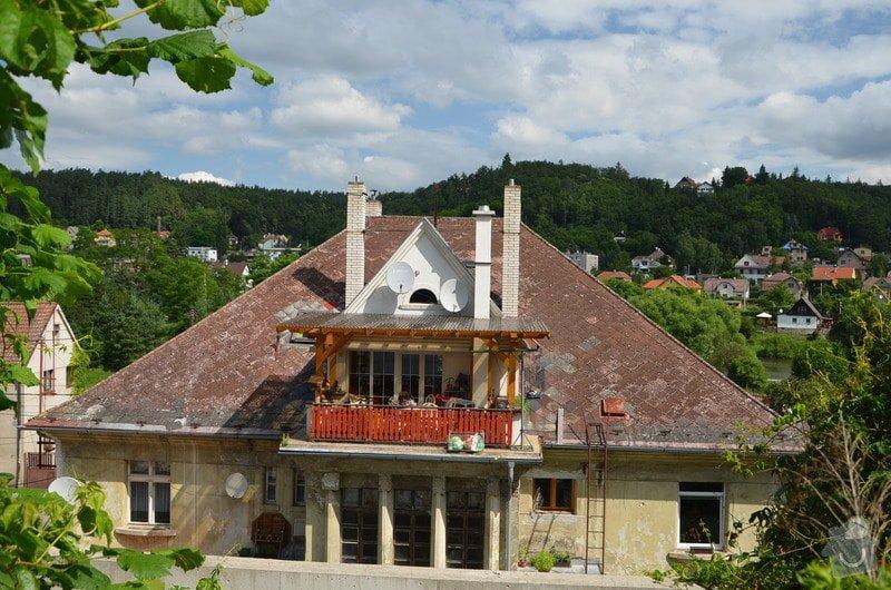 Střecha - Rekonstrukce nebo oprava střechy staré vily: DSC_0710