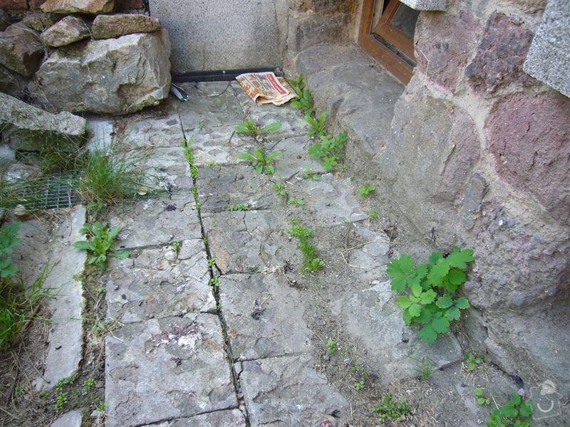 Opravu chodníku: P1130165