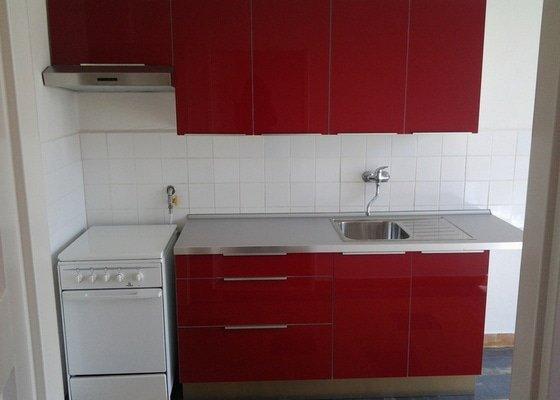 Instalace kuchyně IKEA
