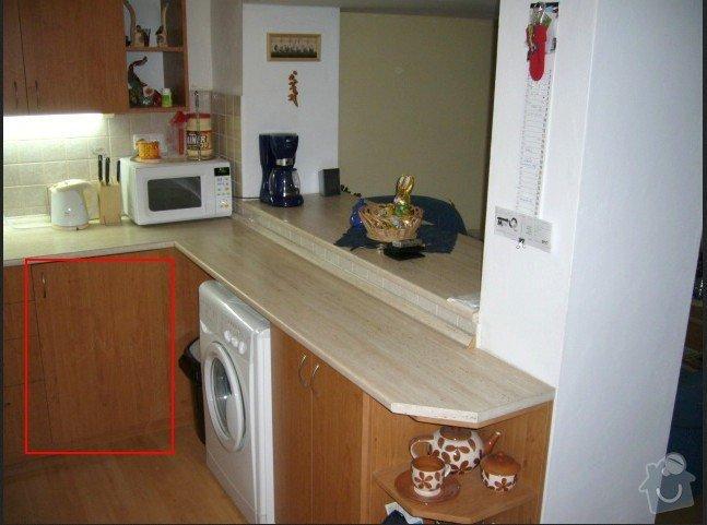 Zapojeni mycky na nadobi + uprava kuchynske linky: kuchyn1