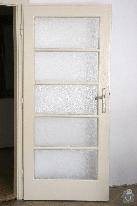 Renovace 9ks dřevěných dveří: IMG_9509