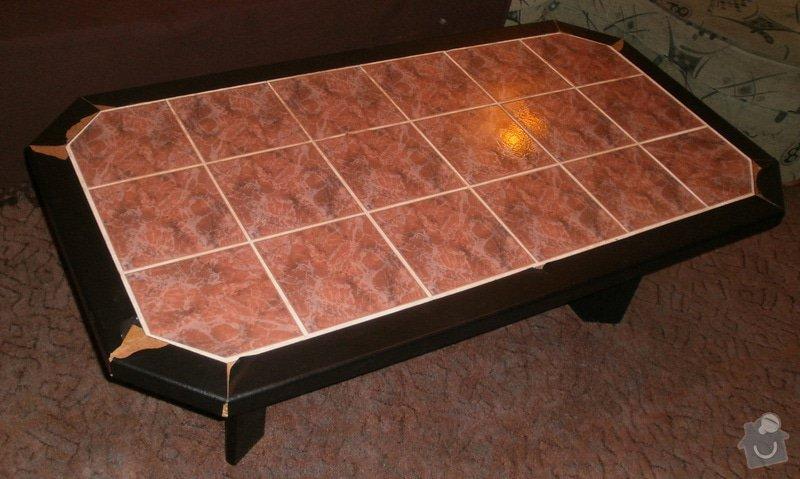Oprava konferenčního stolu: P4300533