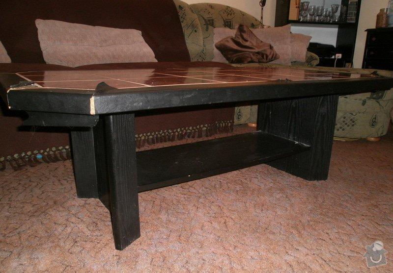 Oprava konferenčního stolu: P4300538
