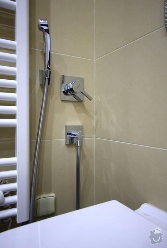 Koupelna s atypickým sprchovým koutem: 10