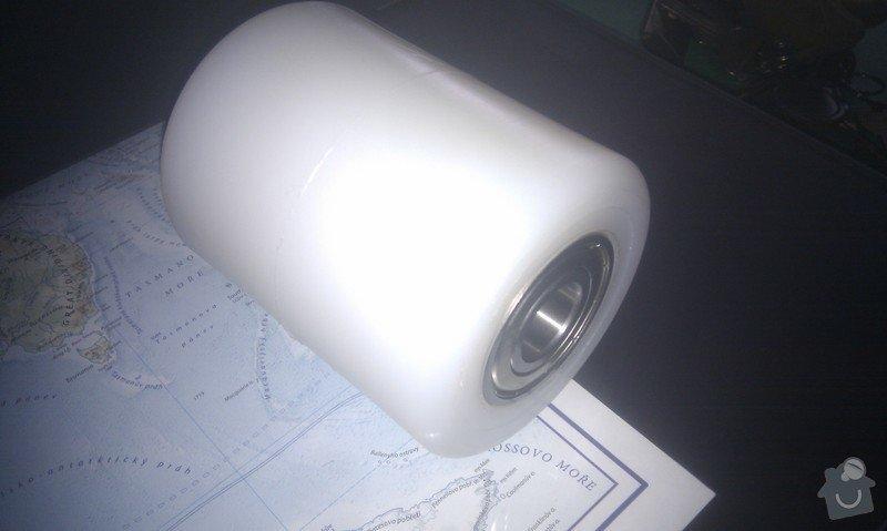 Vyroba - vymotavac na kabelove civky: IMAG2612