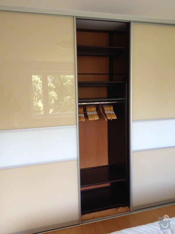 Dokončení vestavěné šatní skříně: obrazek_2