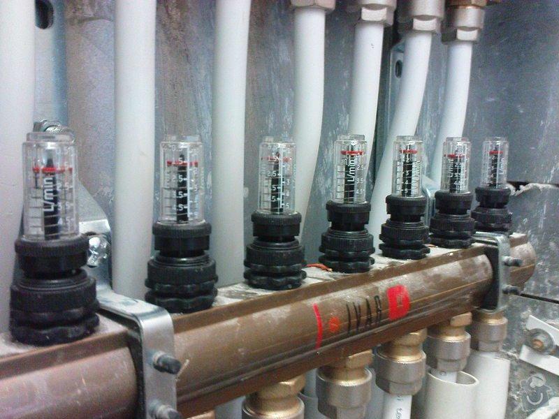 Vaillant VU186+VIH120 uvedení kondenzačního kotle do provozu: DSC00870