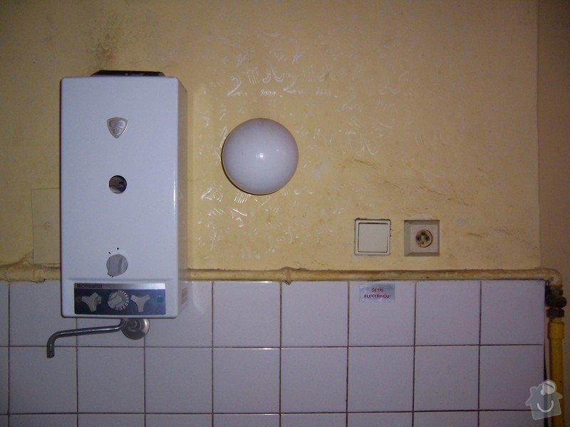 Instalace malého ohřívače vody: Karma_016