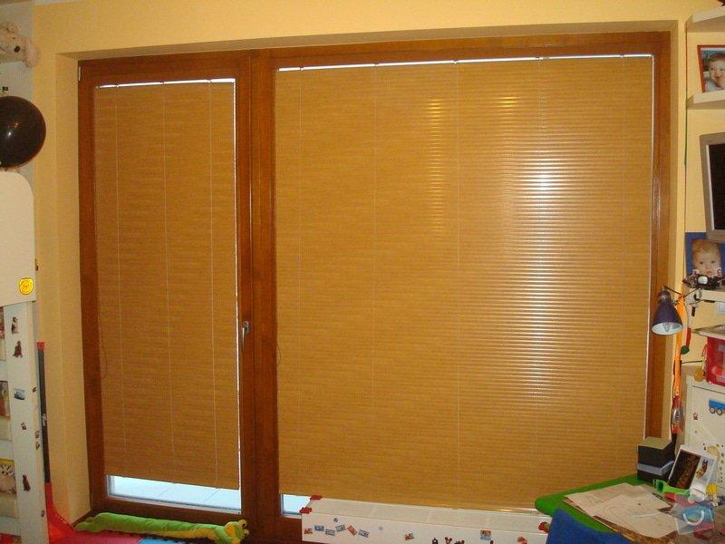Malba akrylem na zaluzie v detskem pokoji: DSC01179