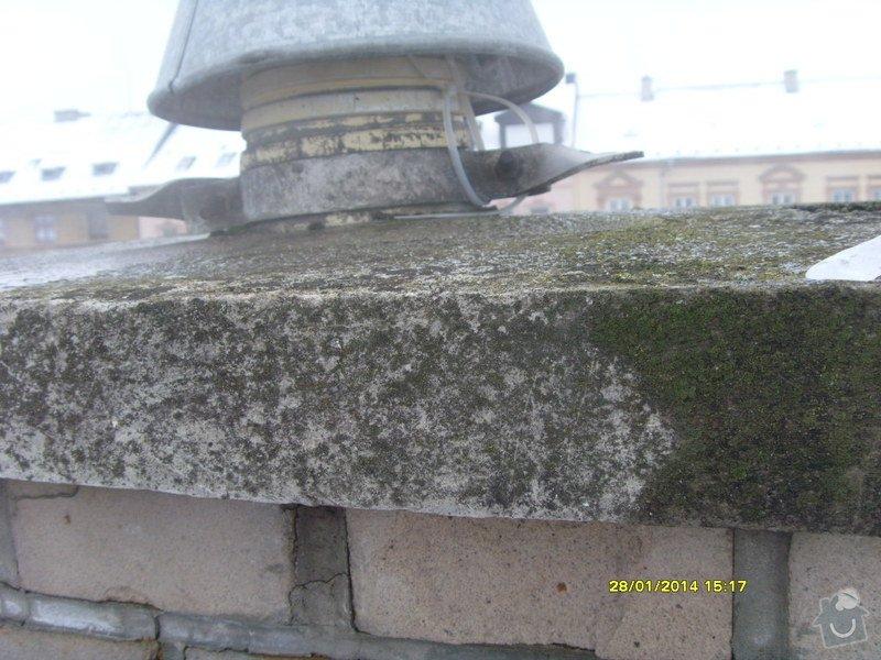 Vyvložkování komínu bez frézování.: S73R0044