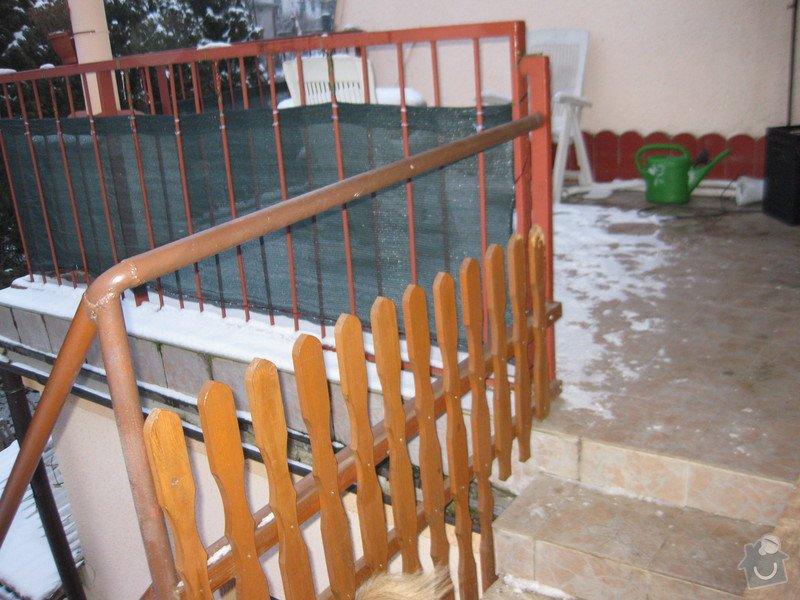Venkovní schody: terasa_1