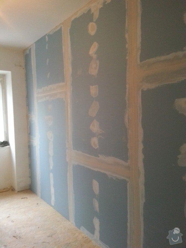 Odhlučnění stěny: 20140118_114934