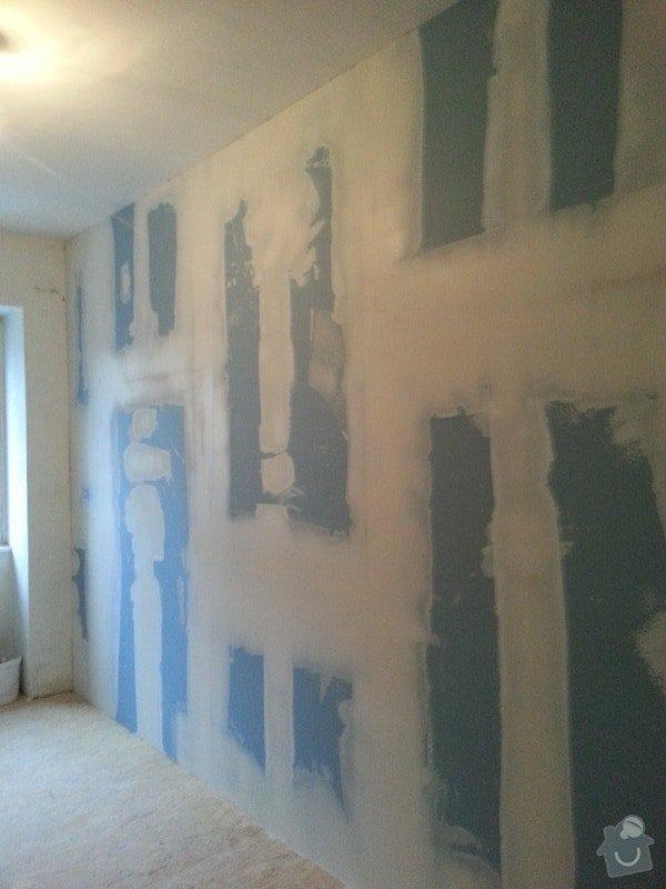 Odhlučnění stěny: 20140118_141731