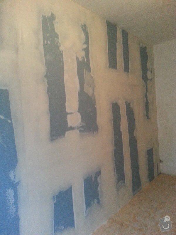 Odhlučnění stěny: 20140118_141746