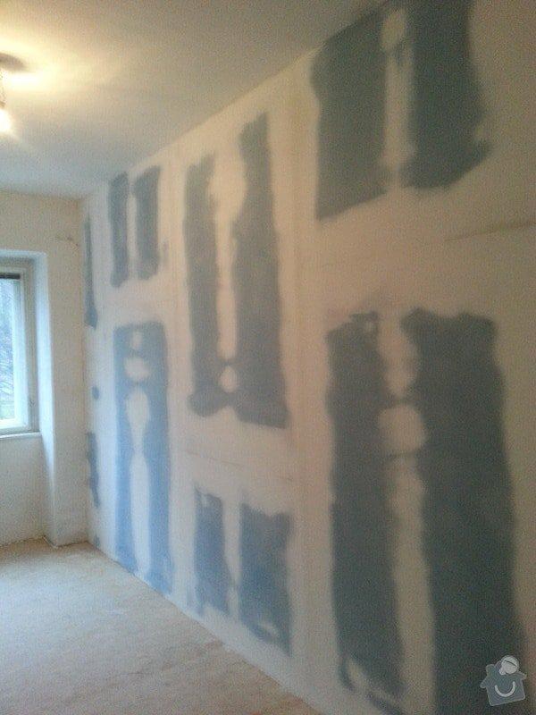 Odhlučnění stěny: 20140119_091141