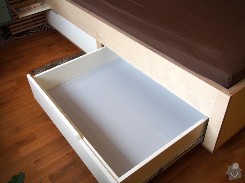 Návrh rekonstrukce ložnice: EPL54322
