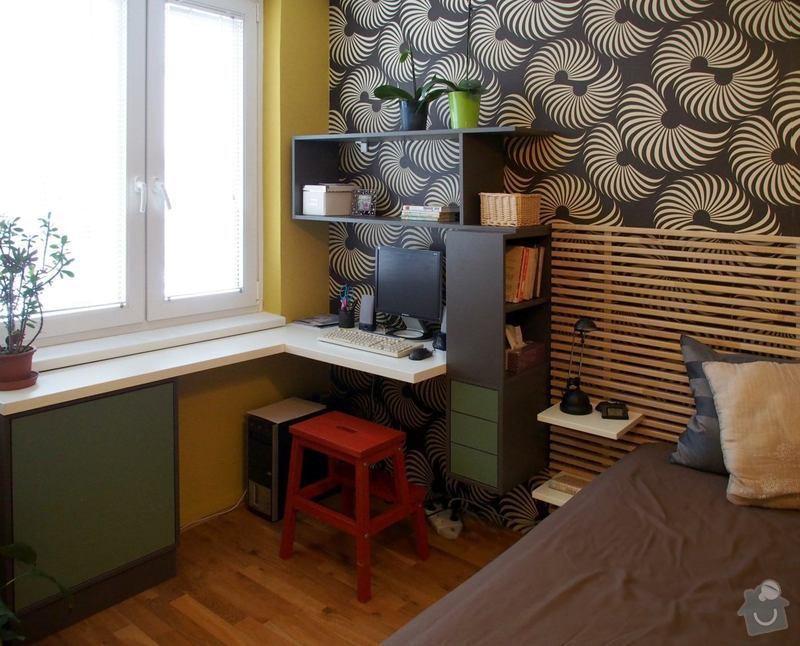 Návrh rekonstrukce ložnice: EPL54333