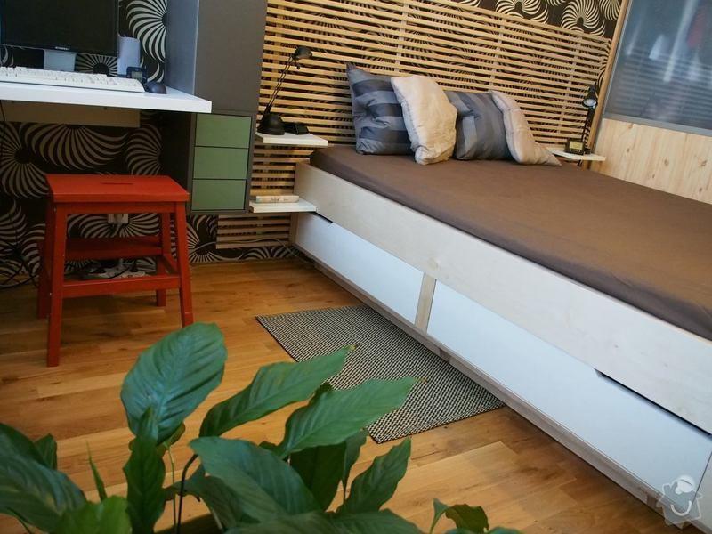 Návrh rekonstrukce ložnice: EPL54338