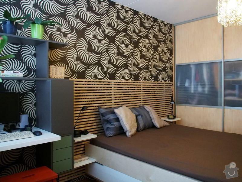 Návrh rekonstrukce ložnice: EPL54342