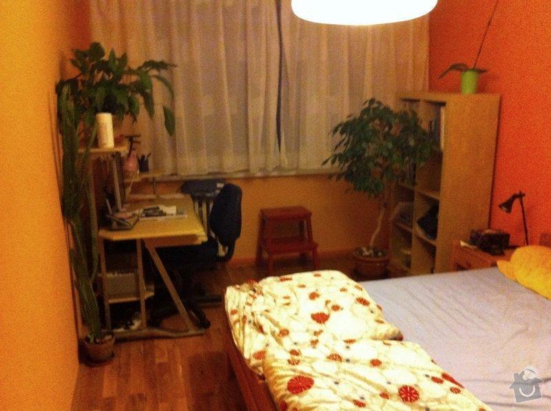 Návrh rekonstrukce ložnice: IMG_0511
