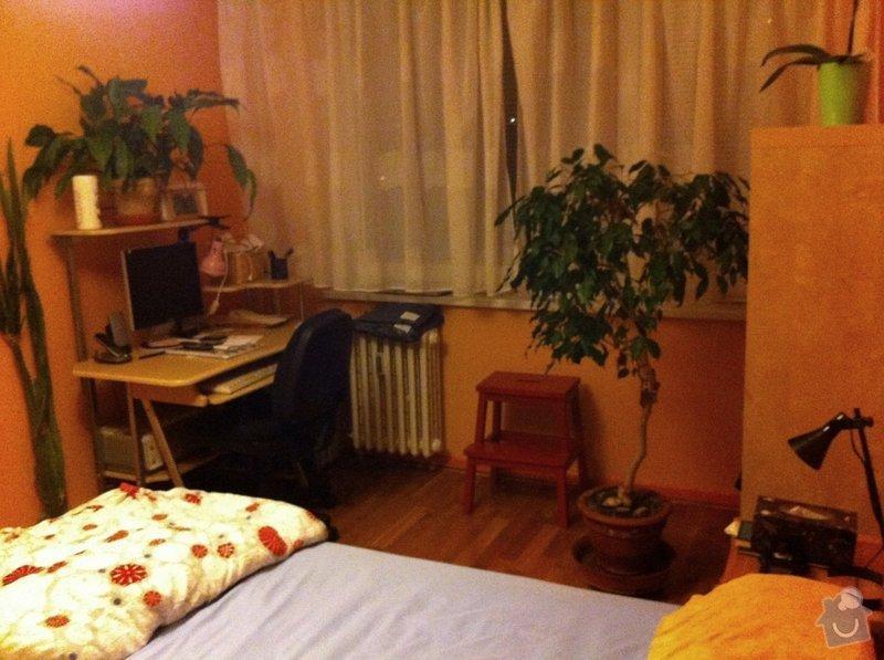 Návrh rekonstrukce ložnice: IMG_0512