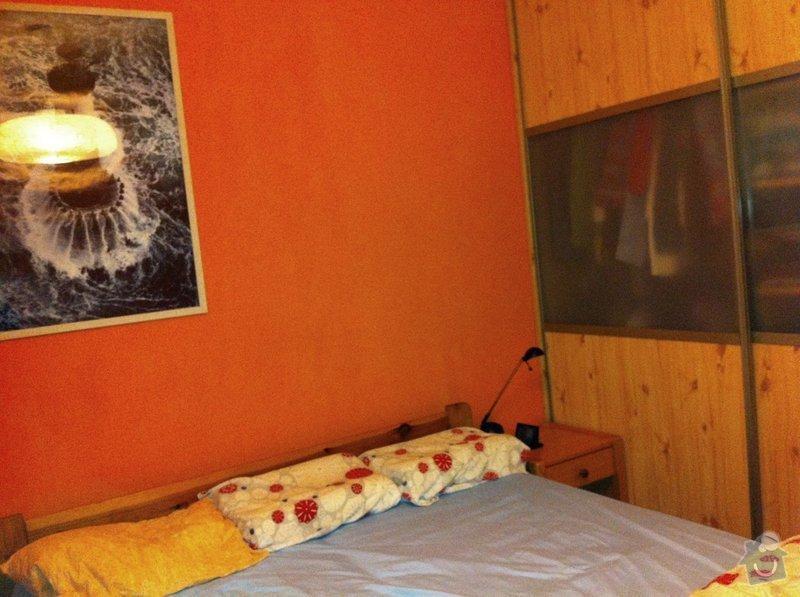 Návrh rekonstrukce ložnice: IMG_0514