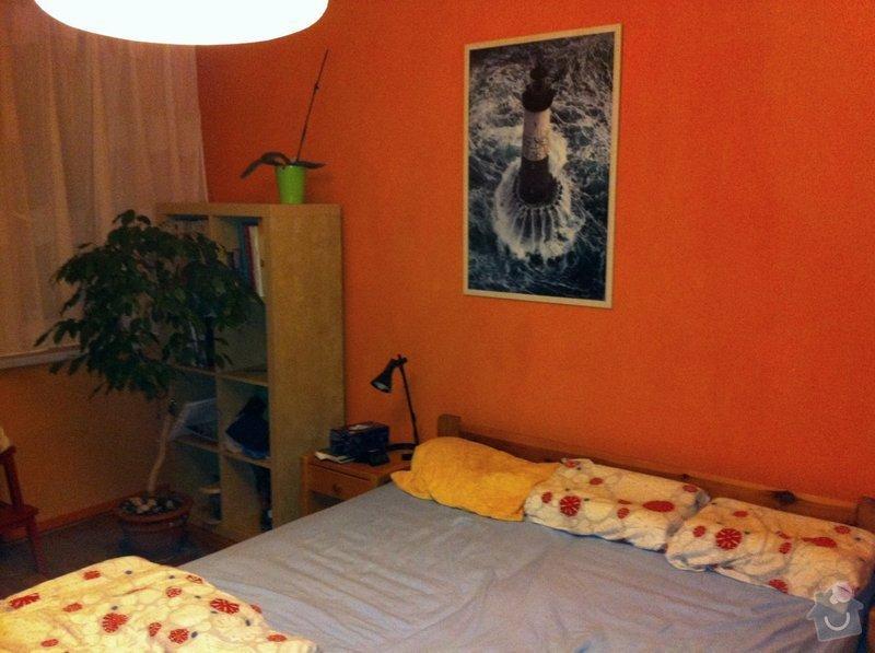 Návrh rekonstrukce ložnice: IMG_0515
