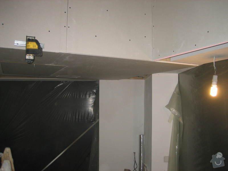 Zateplení a sádrokartonový strop ve 2 místnostech: IMG_0109