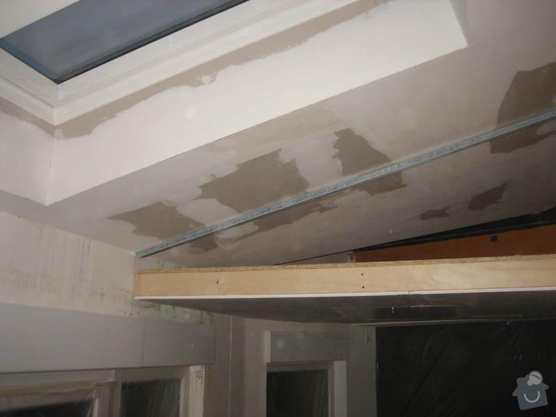 Zateplení a sádrokartonový strop ve 2 místnostech: IMG_0108