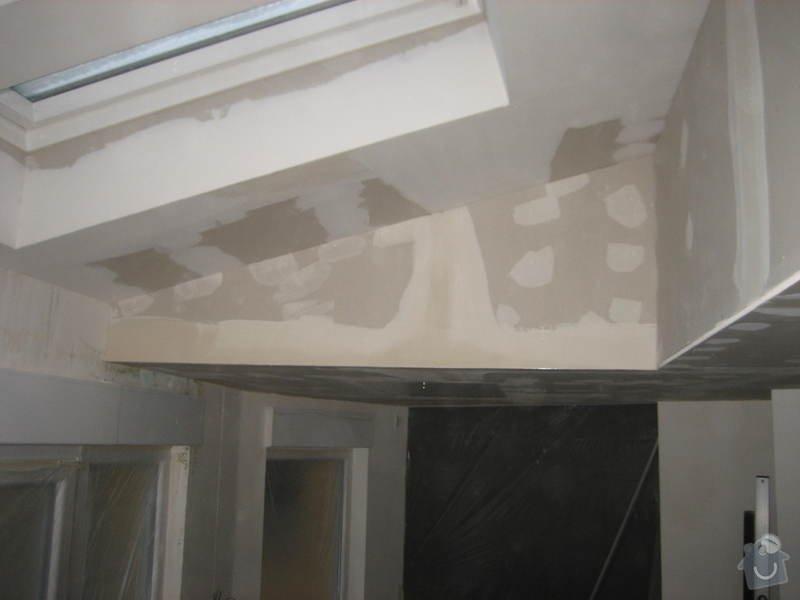 Zateplení a sádrokartonový strop ve 2 místnostech: IMG_0118