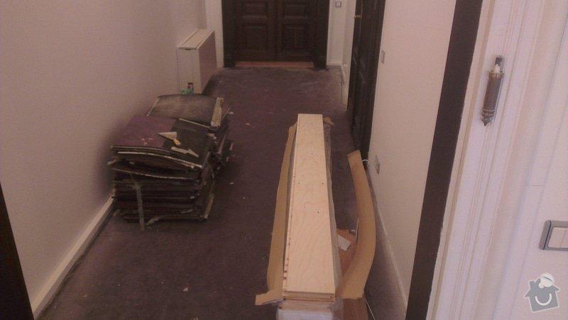 Třívrstvá dřevěná podlaha: 3