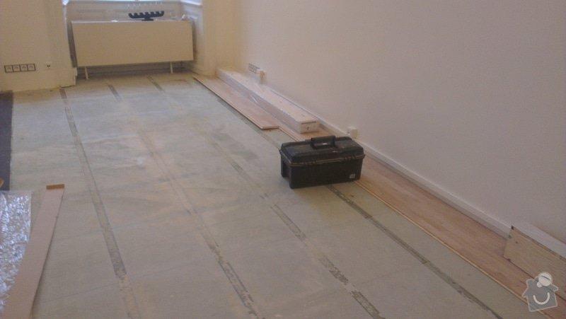 Třívrstvá dřevěná podlaha: 4