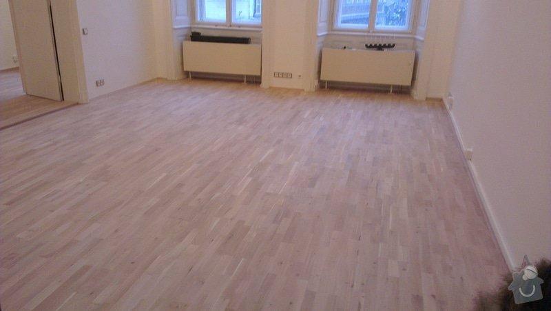 Třívrstvá dřevěná podlaha: 5