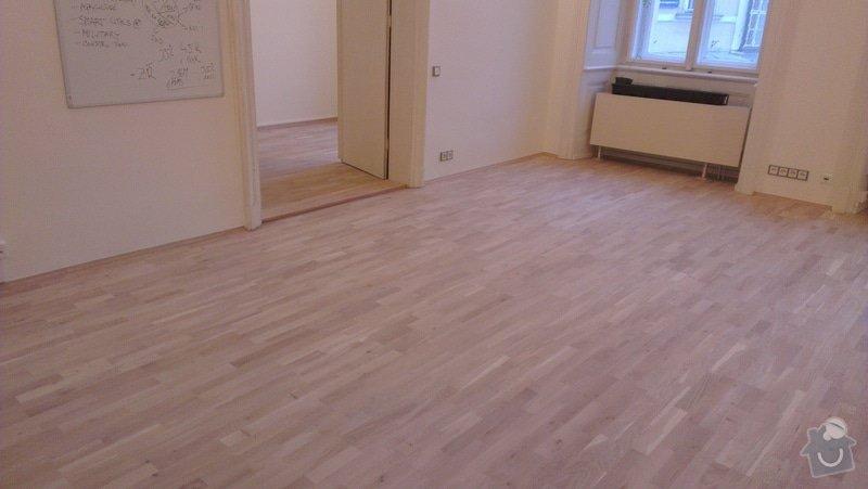 Třívrstvá dřevěná podlaha: 6